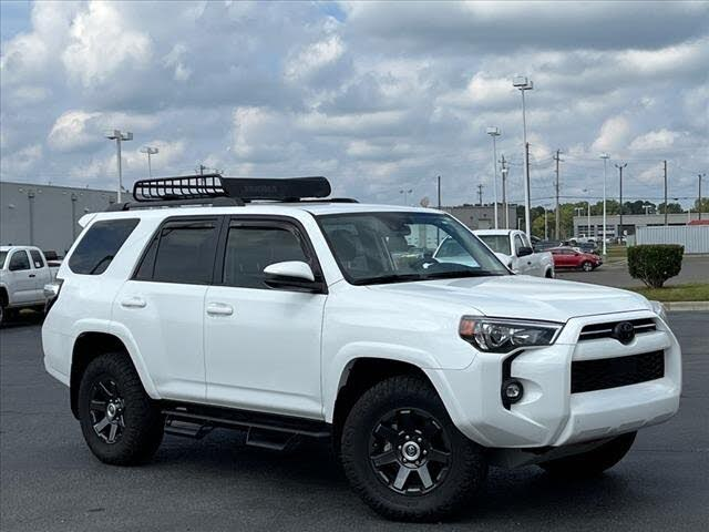 2021 Toyota 4Runner Trail Edition 4WD