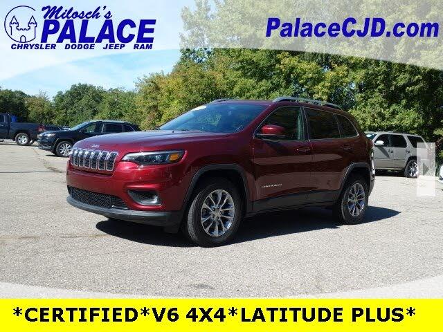 2019 Jeep Cherokee Latitude Plus 4WD
