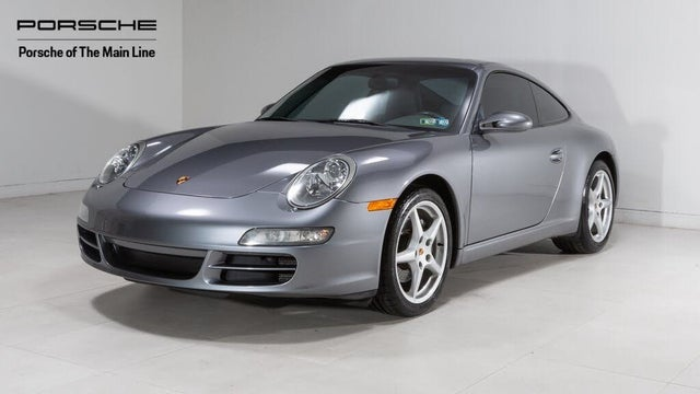 2005 Porsche 911 Carrera Coupe RWD
