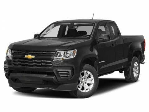 2022 Chevrolet Colorado LT Extended Cab RWD