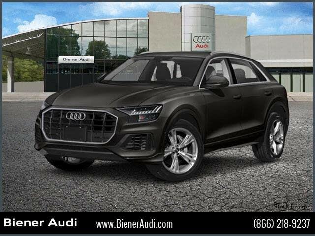 2022 Audi Q8 3.0T quattro Premium AWD