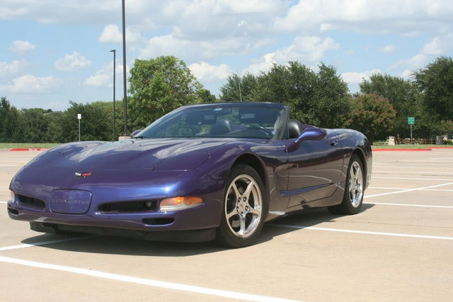 2004 Chevrolet Corvette Convertible RWD