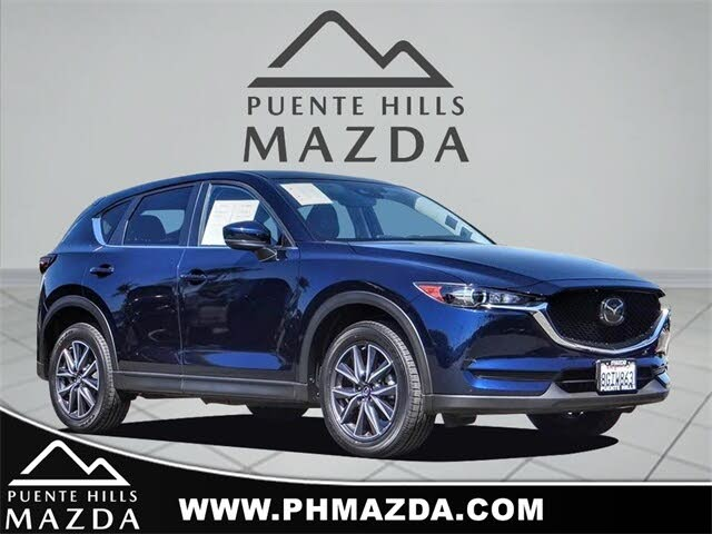 2018 Mazda CX-5 Touring FWD