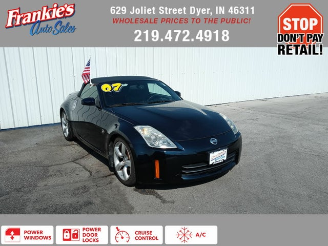 2007 Nissan 350Z Grand Touring Roadster