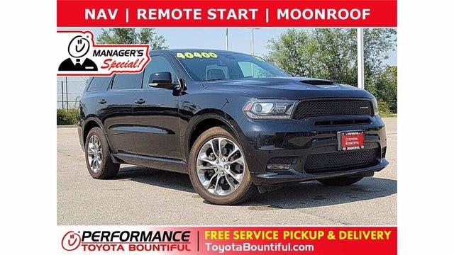 2019 Dodge Durango R/T AWD