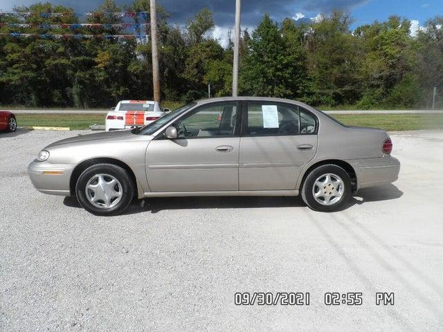 1998 Oldsmobile Cutlass 4 Dr GLS Sedan