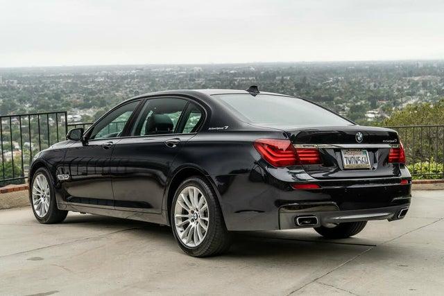 2013 BMW ActiveHybrid 7 RWD