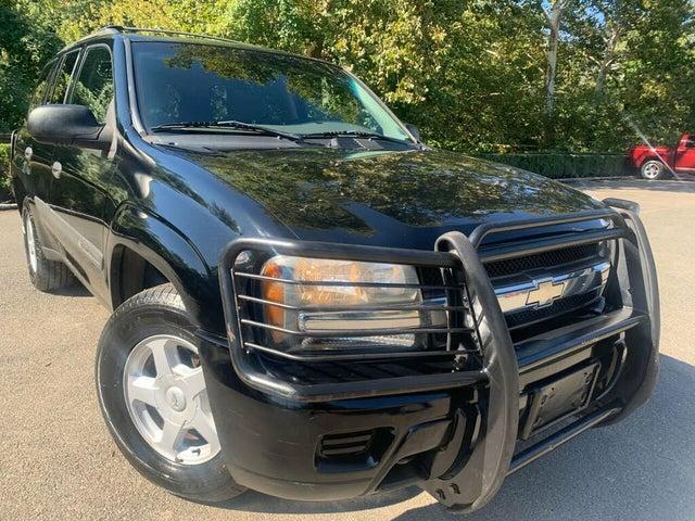 2003 Chevrolet Trailblazer LS 4WD