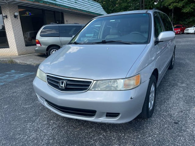 2004 Honda Odyssey EX FWD with DVD