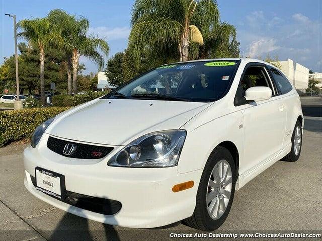 2005 Honda Civic Coupe Si Hatchback
