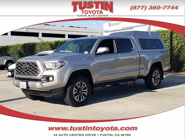 2021 Toyota Tacoma TRD Sport Double Cab LB 4WD