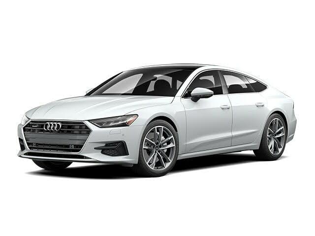 2022 Audi A7 3.0T quattro Premium Plus AWD