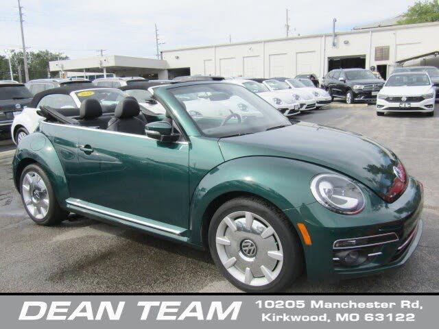 2018 Volkswagen Beetle 2.0T Coast Convertible FWD