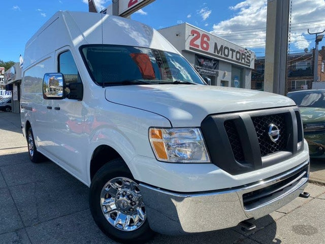 2017 Nissan NV Cargo 2500 HD SV with High Roof V8