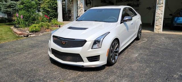 2016 Cadillac ATS-V RWD