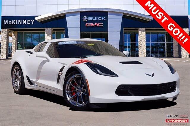 2017 Chevrolet Corvette Grand Sport 2LT Coupe RWD