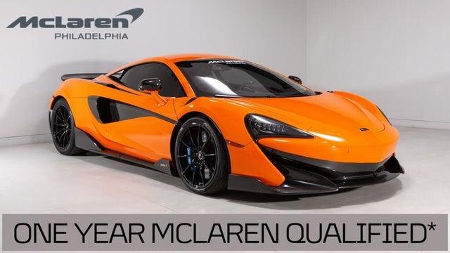 2019 McLaren 600LT Coupe RWD
