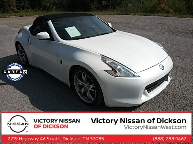 2010 Nissan 370Z Touring Roadster