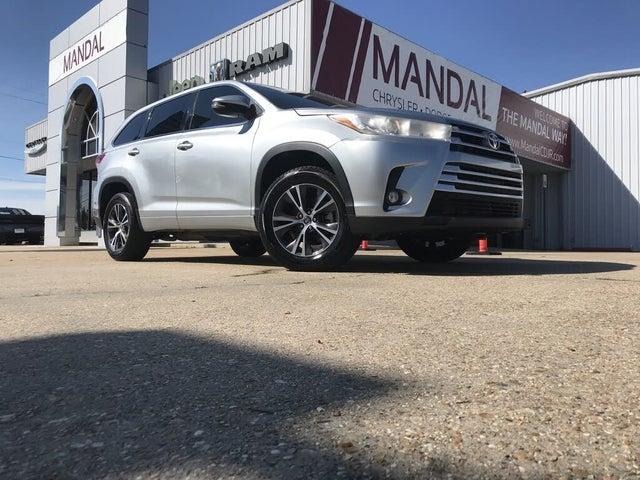 2019 Toyota Highlander LE FWD