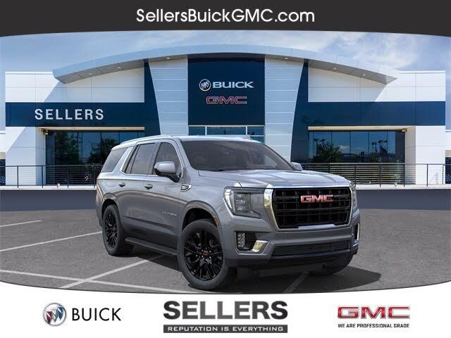 2021 GMC Yukon SLE 4WD