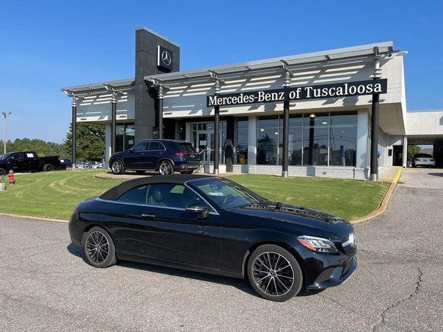 2020 Mercedes-Benz C-Class C 300 Cabriolet RWD