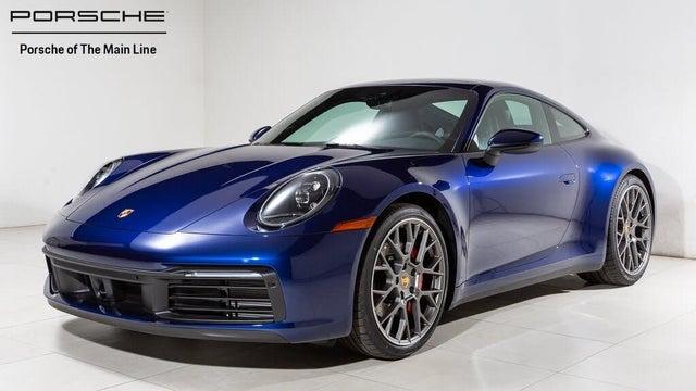 2020 Porsche 911 Carrera S Coupe RWD