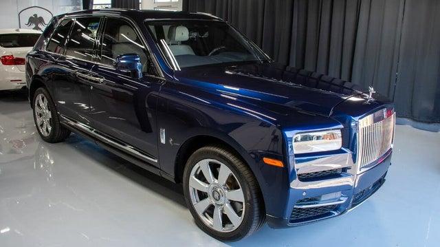 2020 Rolls-Royce Cullinan AWD