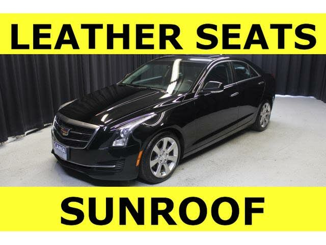 2016 Cadillac ATS 3.6L Luxury RWD