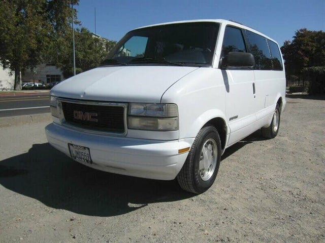 2000 GMC Safari 3 Dr SLE Passenger Van Extended