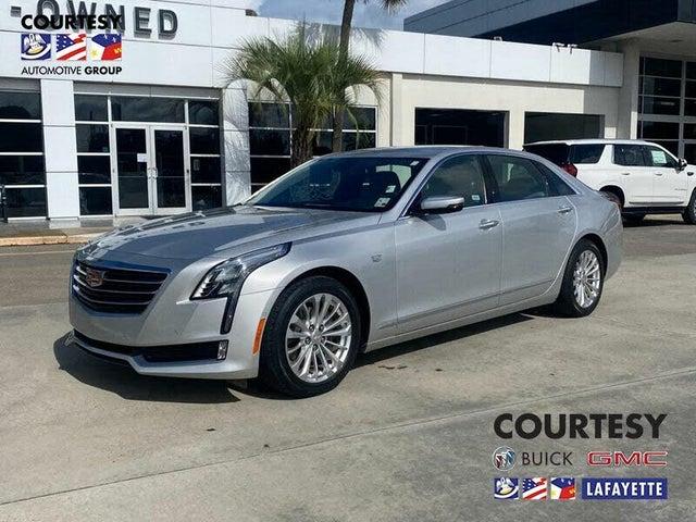 2017 Cadillac CT6 2.0T Luxury RWD