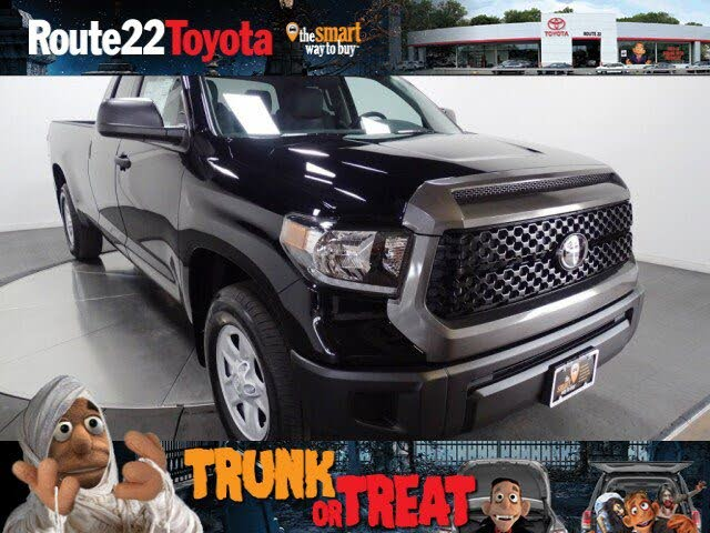 2021 Toyota Tundra SR Double Cab LB RWD