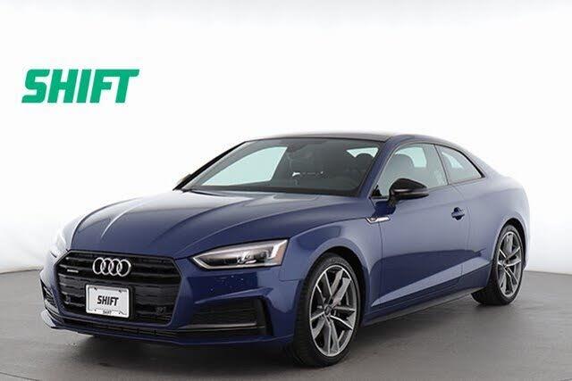 2019 Audi A5 2.0T quattro Premium Plus Coupe AWD