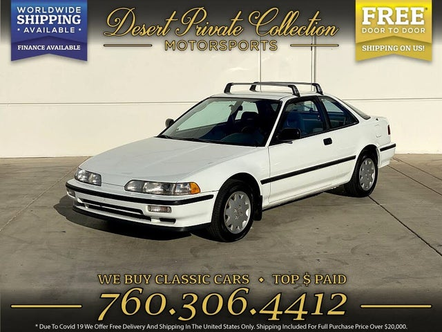 1990 Acura Integra RS Coupe FWD