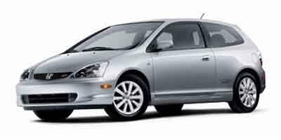 2004 Honda Civic Coupe Si Hatchback