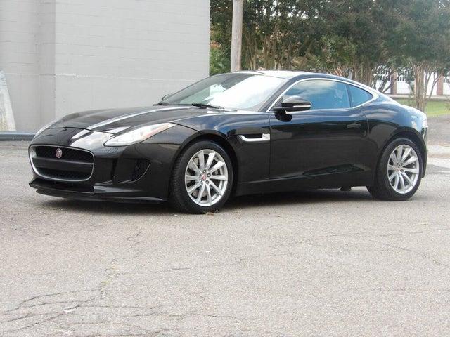 2016 Jaguar F-TYPE Coupe RWD