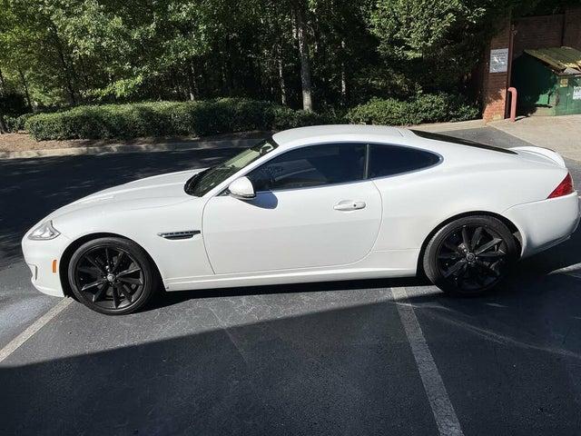 2012 Jaguar XK-Series XKR Coupe RWD