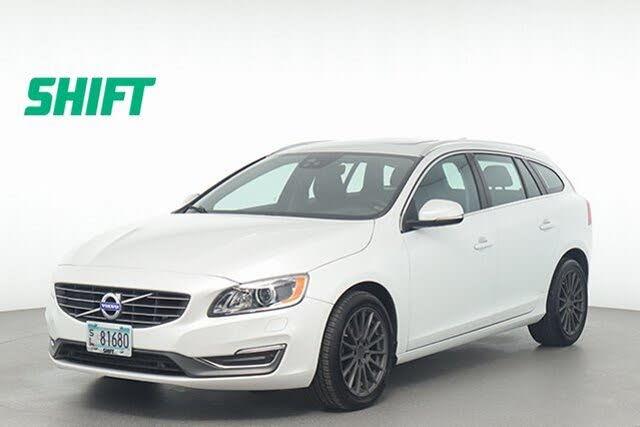 2015 Volvo V60 2015.5 T5 Platinum