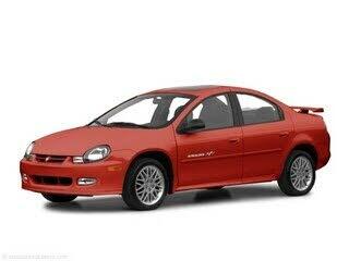 2001 Dodge Neon Highline SE Sedan FWD