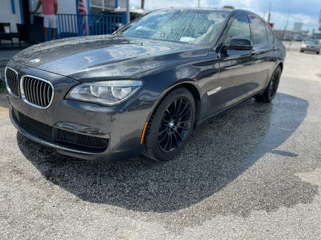 2015 BMW 7 Series Alpina B7 RWD