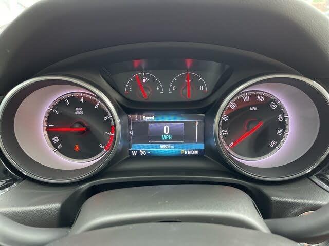 2018 Buick Regal Sportback Essence FWD