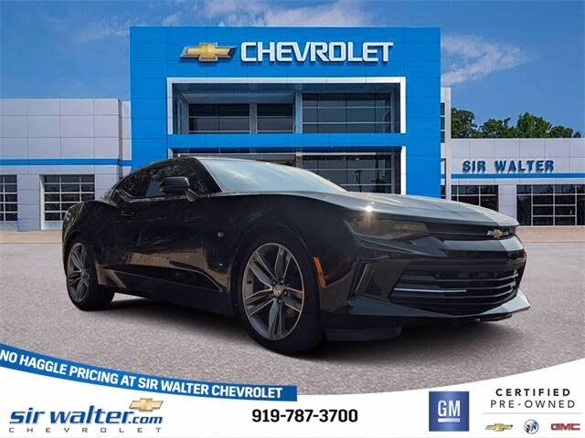 2018 Chevrolet Camaro 1LT Coupe RWD