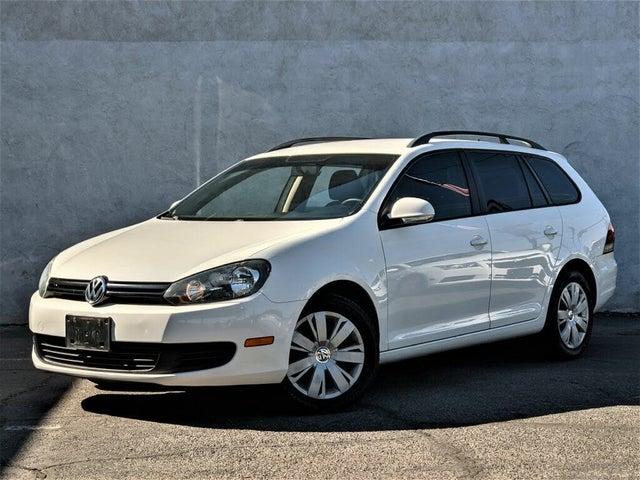 2011 Volkswagen Jetta SportWagen S FWD