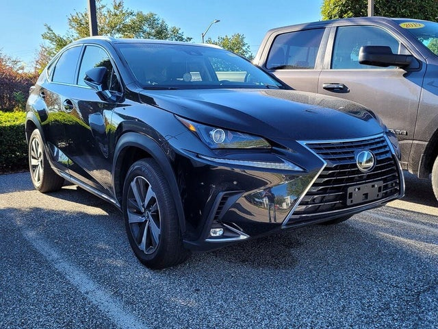 2018 Lexus NX 300 AWD