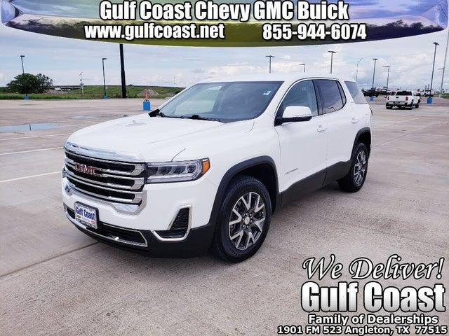 2020 GMC Acadia SLE FWD