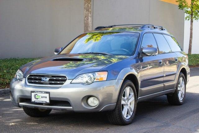 2005 Subaru Outback 2.5 XT Limited Wagon