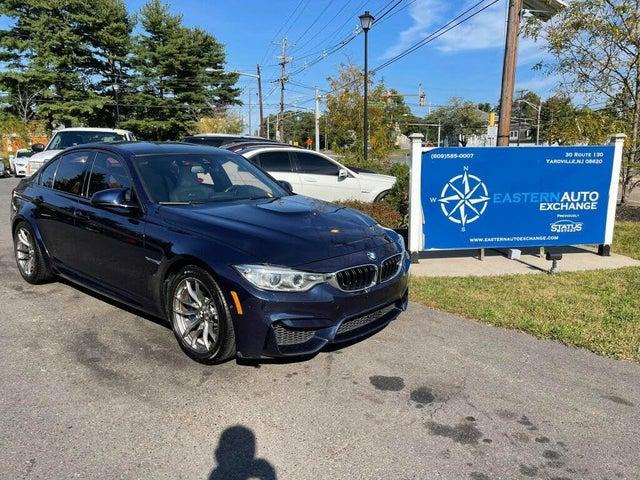 2016 BMW M3 Sedan RWD