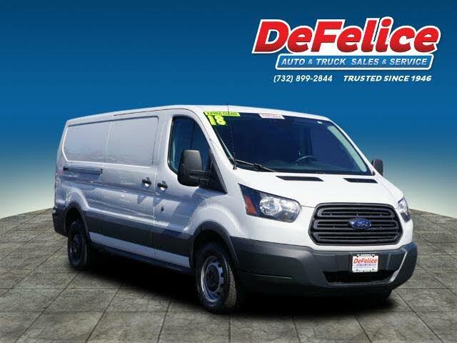 2018 Ford Transit Cargo 150 3dr LWB Low Roof Cargo Van with Sliding Passenger Side Door