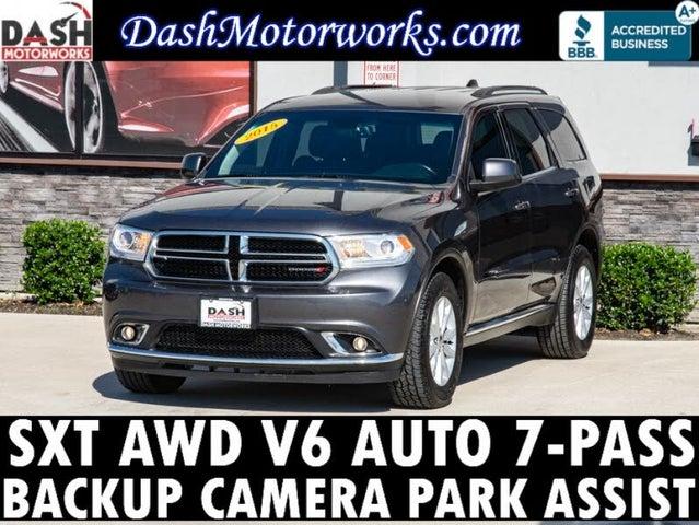 2015 Dodge Durango SXT AWD
