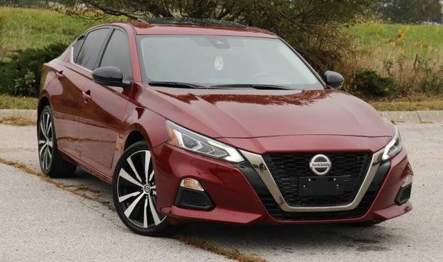 2020 Nissan Altima 2.5 SR AWD
