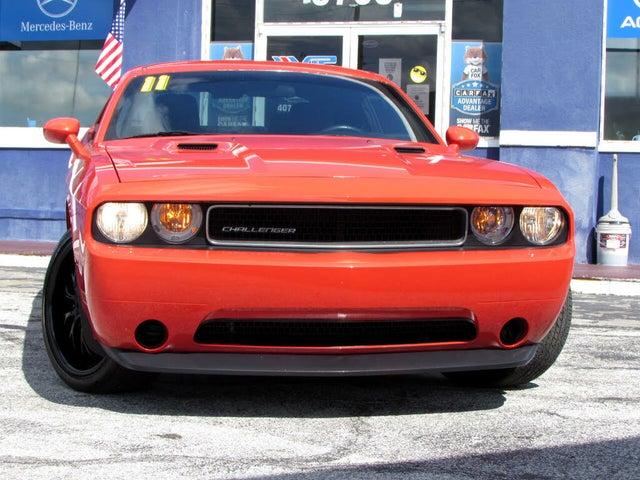 2011 Dodge Challenger SE RWD